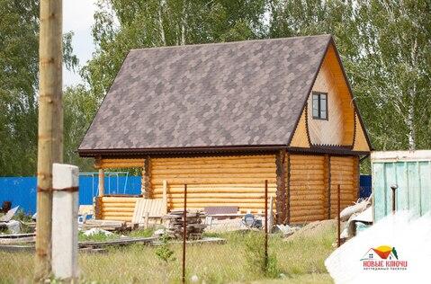 Земельный участок ИЖС в коттеджном поселке Новые ключи - Фото 4