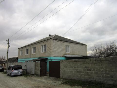 Купить дом на двух хозяев в Новороссийске - Фото 1