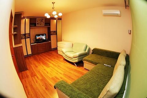 3-х квартира посуточно бизнес класс м.Смоленская - Фото 4