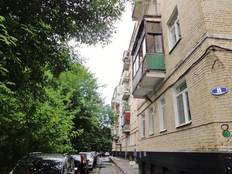 Сдаем 2х-комнатную квартиру-студию Казарменный пер, д.8с3 - Фото 1