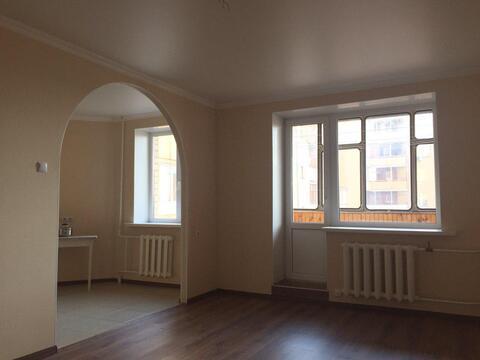 Трехкомнатная квартира в центре города, с ремонтом - Фото 1
