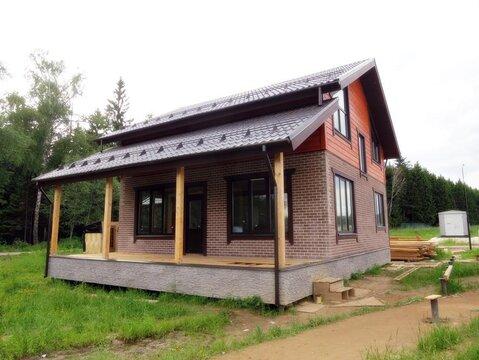 Дом 170м2 на 9,6 сот Киевское шоссе 45 км - Фото 1