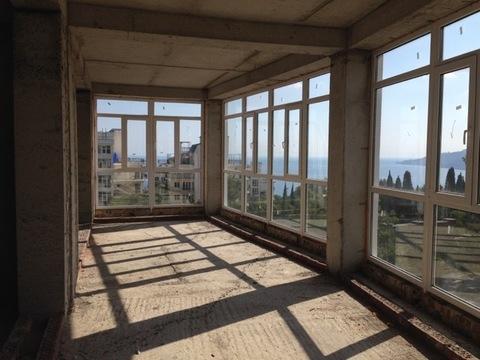 Апартаменты с видом на море, Ялта, Восход, новострой - Фото 4