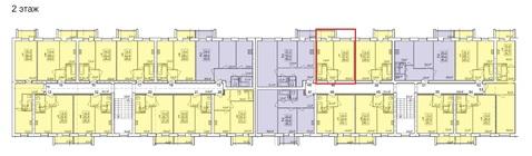 Продается 1-комнатная квартира в Щедрино-2 - Фото 2