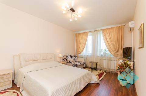 1-комнатная с джакузи в новом доме на ул.Белинского, 64 - Фото 1