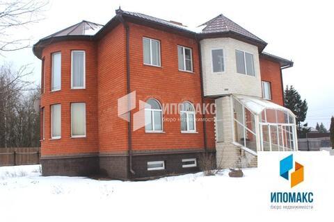 Сдается коттедж 260 кв.м,20 соток,37 км от мкада, Киевское шоссе - Фото 1