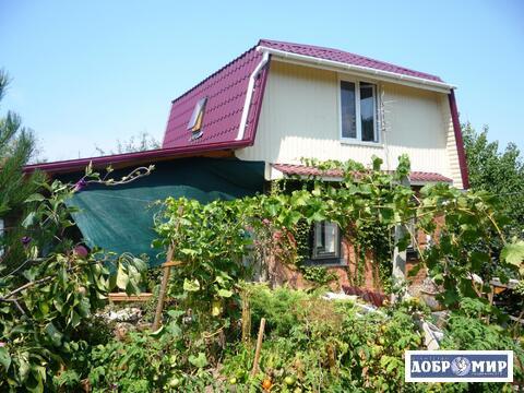 Дача в живописном месте Балаклавы с садом и ландшафтным дизайном - Фото 1