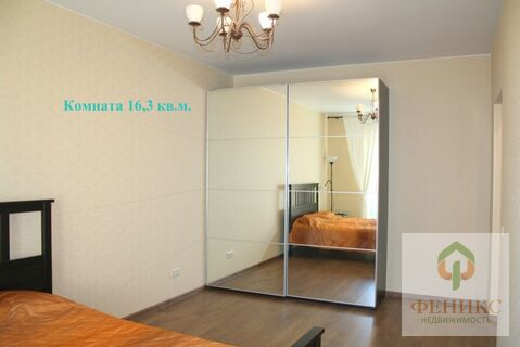 1к квартира Афанасьевская, д. 1 - Фото 3