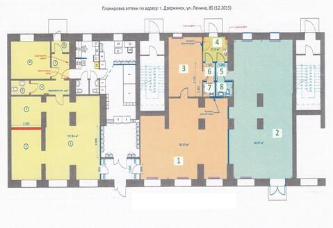 Сдаю в аренду помещение в г.Дзержинск, ул.Ленина, площадью 100,77 кв.м - Фото 1
