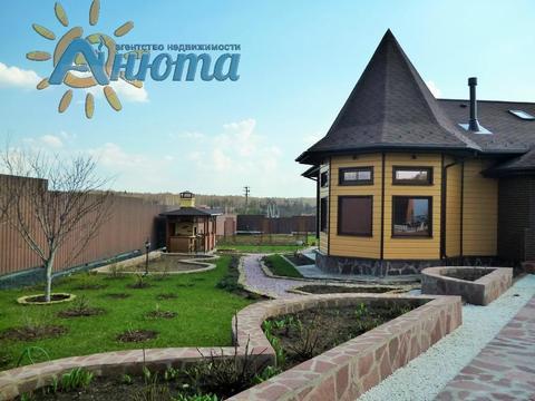 Продается Шикарная усадьба на территории заповедника «Барсуки» - Фото 3