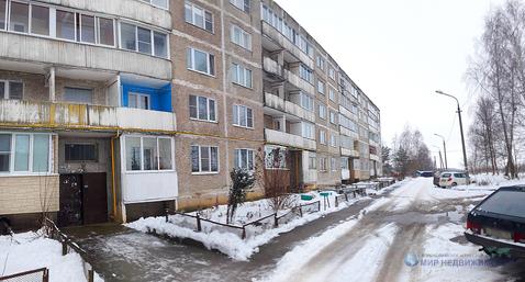Оофрмленная двухкомнатная квартира в гор. Волоколамске на ул. Свободы - Фото 1
