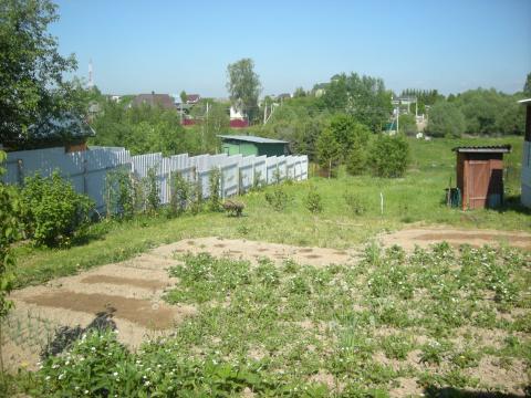 ИЖС, дача в деревне Тюфанка Чеховского р-на дом 1 эт. 30 кв.м, 59 км - Фото 4