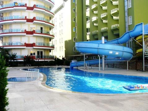 Квартира 2+1 у моря в Алании, Махмутлар - Фото 3