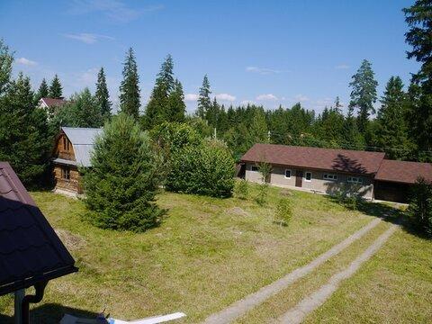Зимний дом 123 м из натурального дерева в ДНТ Рузаево ! - Фото 4