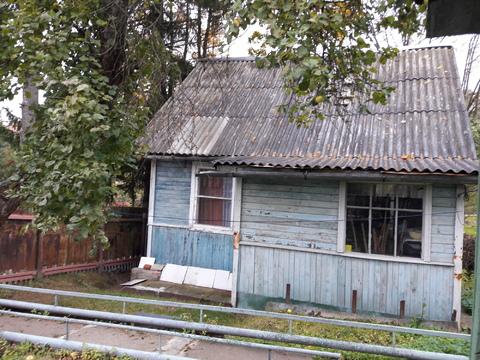 Дача 50кв.м на участке 6 соток г.Домодедово Мкр Барыбино СНТ Заря - Фото 5