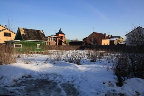 Участок 8 сот. , Калужское ш, 18 км. от МКАД д.Птичное - Фото 3