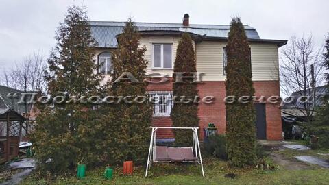 Новорязанское ш. 23 км от МКАД, Еганово, Дача 155 кв. м - Фото 1