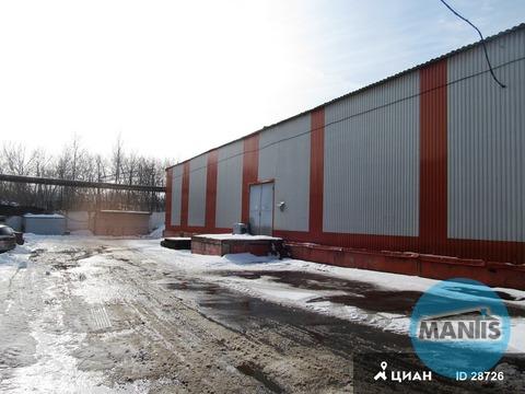 Теплый склад 1800м2 в Перово - Фото 2