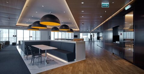 Продажа офиса 1200 кв.м, Москва-Сити, 42 этаж - Фото 5