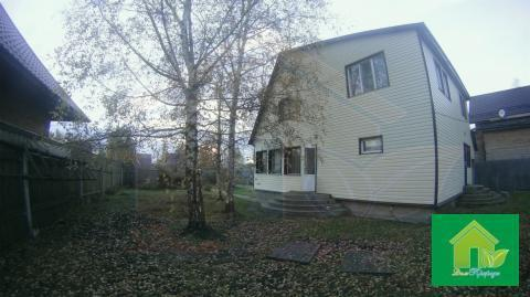 Д. 1-я Алексеевка, дом 200 кв. м на участке 8 соток - Фото 2