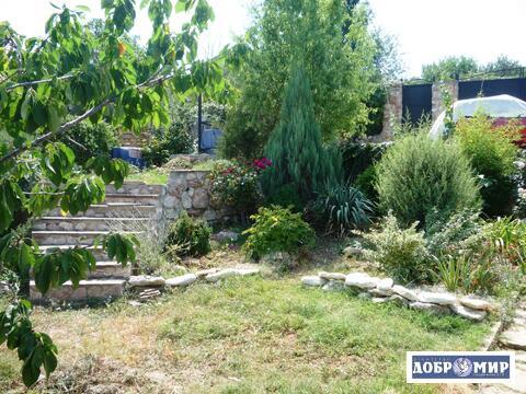 Дача в живописном месте Балаклавы с садом и ландшафтным дизайном - Фото 5