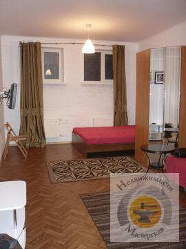 Однокомнатная квартира студия с ремонтом на сжм - Фото 2