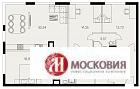 Квартира, 3комнаты, 106,8 кв.м, Внуково Теннис Кантри Клуб - Фото 4
