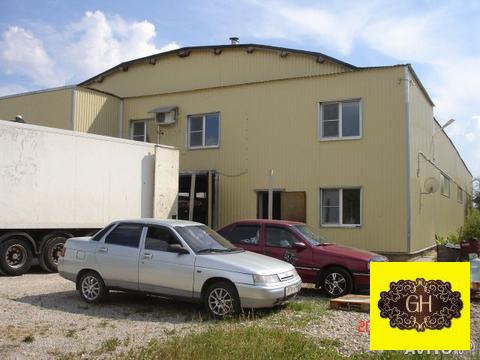 Аренда склада, Калуга, Деревня Канищево - Фото 1