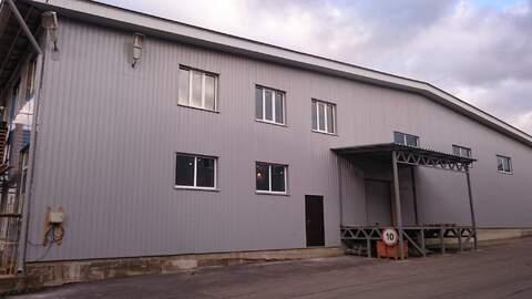 Складское здание 1653 кв. м на 2х этажах д. Грибки - Фото 2
