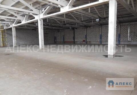 Аренда помещения пл. 2006 м2 под склад, производство, , офис и склад . - Фото 4