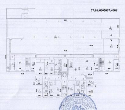 Торговое помещение 980.3 м2, м.Рязанский проспект, - Фото 4