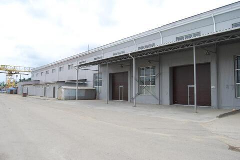 Аренда капитального склада 2330 м2, ул.Калинина - Фото 1