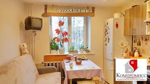 1-комн.кв. 35 кв.м 1/5 эт. Климовск, Южный пер.д.7 - Фото 4