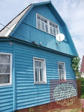 Дачный Брусовой Дом и Баня из сруба в черте г. Наро-Фоминск 55 км от г - Фото 4