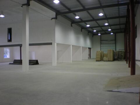 3900 кв.м производственно-складские помещения, п. Белакирево, Влад. об - Фото 2