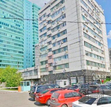 Офис 57,7 в бизнес-центре на Наметкина 14к1 - Фото 1
