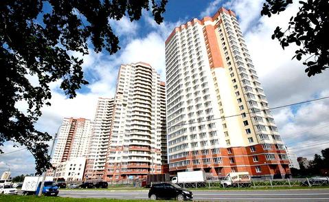 Продается студия в новом доме, ул.Орджоникидзе д.52 - Фото 2