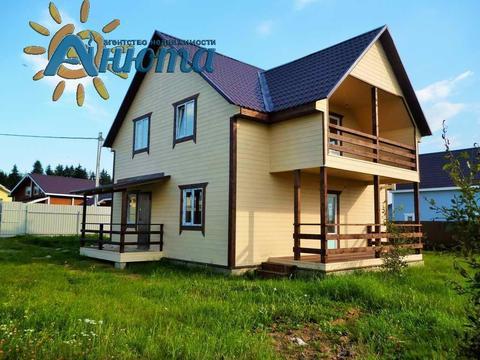 Продается дом в деревне Калужской области с газом. - Фото 2
