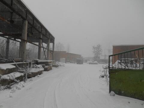 Производственная база Новомедвенский проезд - Фото 2