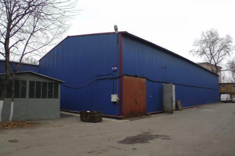 Продажа склада 516 кв.м, м.Авиамоторная, ул.2-я энтузиастов - Фото 1