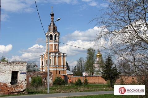 Участок у леса около монастыря Зосимова Пустынь, 39 км по Киевскому ш. - Фото 2