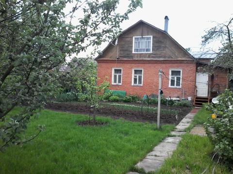 Кирпичный жилой дом в мкр. Востряково - Фото 1