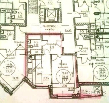 1 комнатная квартира в ЖК Бородино - Фото 2