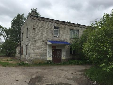 2 эт. здание под контору, производство - Фото 1