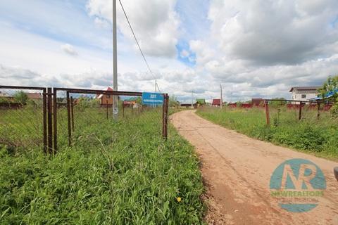 Продается участок 12 соток в ДНТ вниикоп-Остров - Фото 4