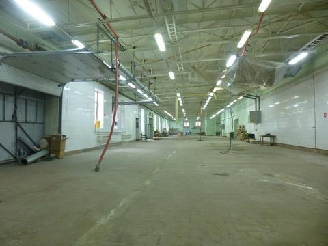 Производственное помещение, 2160 м2 м. Варшавская - Фото 4