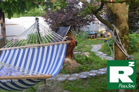 Продается двухэтажная дача 45кв.м.с выходом в лес в ст Электроника, Ка - Фото 5