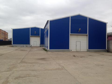 Складской комплекс Солнечногорск - Фото 1