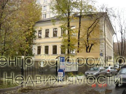 Отдельно стоящее здание, особняк, Бауманская, 880 кв.м, класс B. м. . - Фото 1