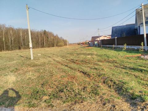 Участок 15 сот. , Варшавское ш, 30 км. от МКАД. - Фото 5